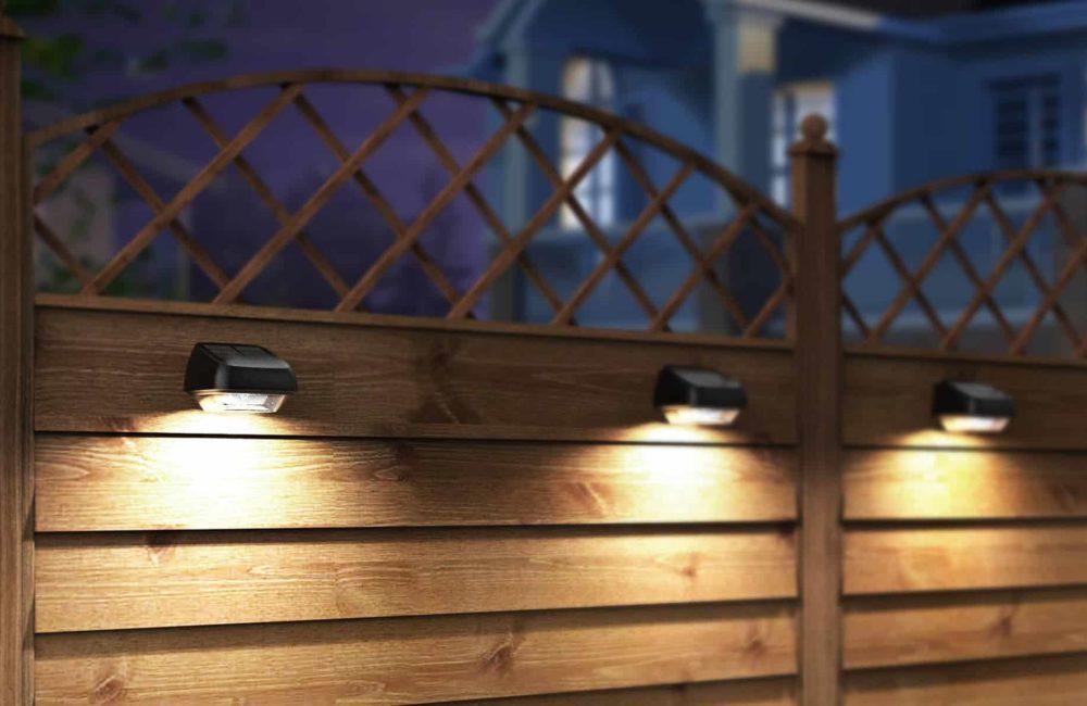 10 Best Solar Fence Lights 2020 – Solar Fence Post Lights Reviews