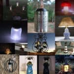 20 Most Awesome DIY Solar Light Plans