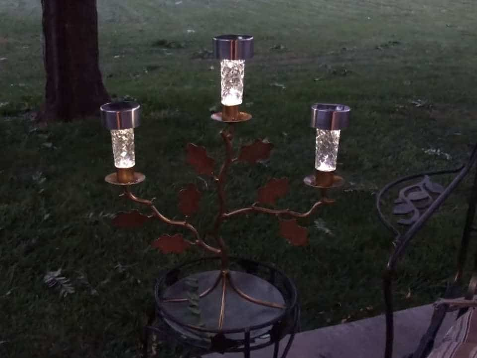 solar light diy projects