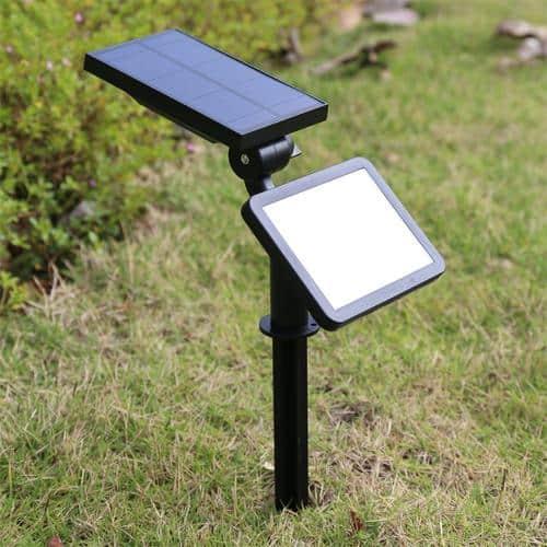 solar light sensor not working