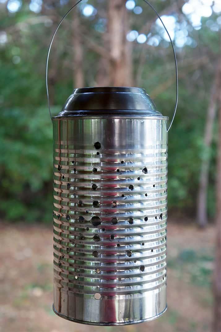 tin can solar lantern 5