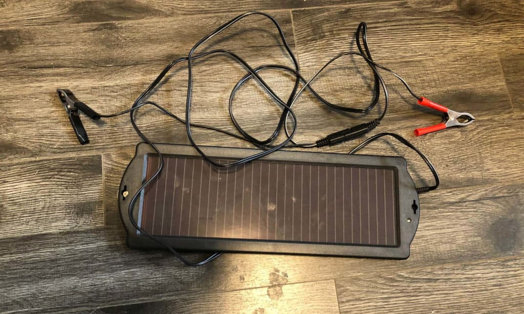 Best 12V Solar Battery Charger