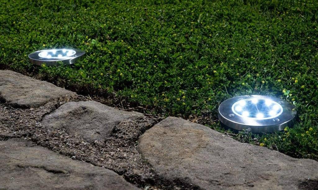 Best Solar Disk Lights