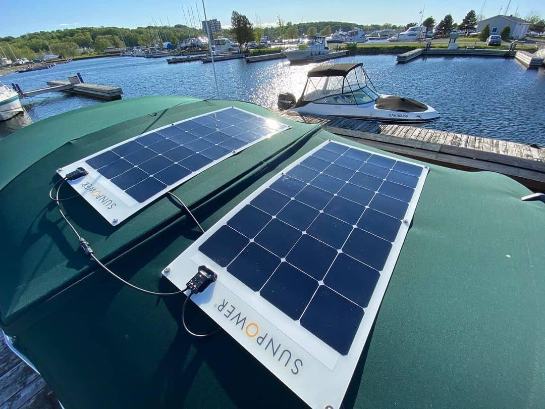 Marine Solar Panel kits