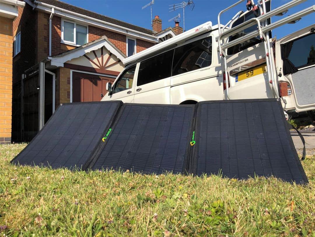 Portable Foldable Solar Panels