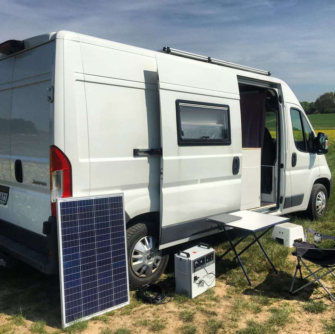 Solar Panels for Van