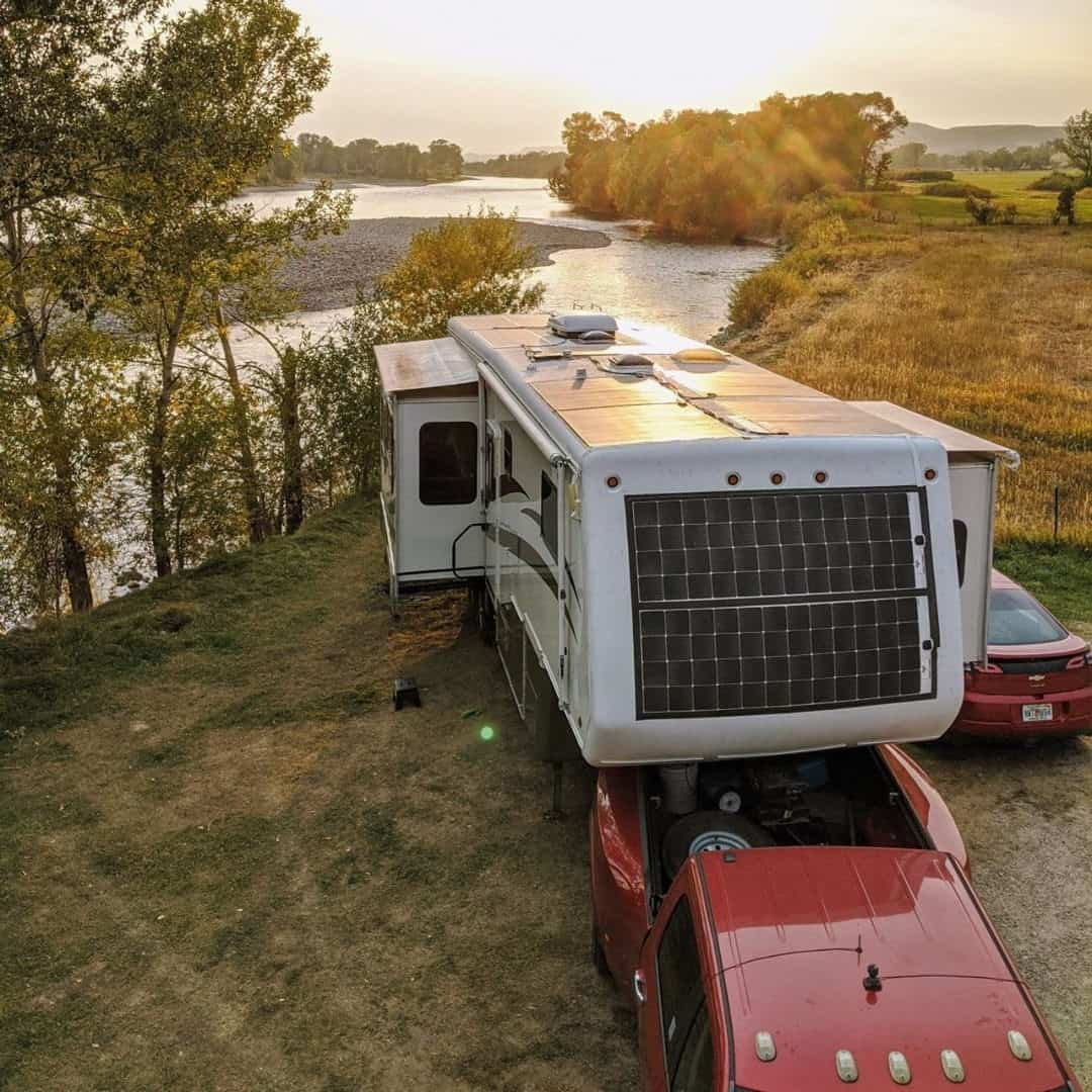 best RV Solar Panels