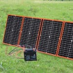 10 Best Foldable Solar Panels of 2021 - Reviews and Buyer's Guide