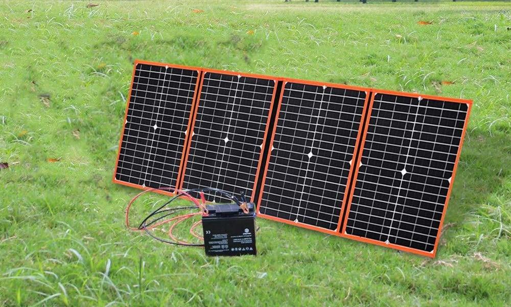 best foldable solar panel