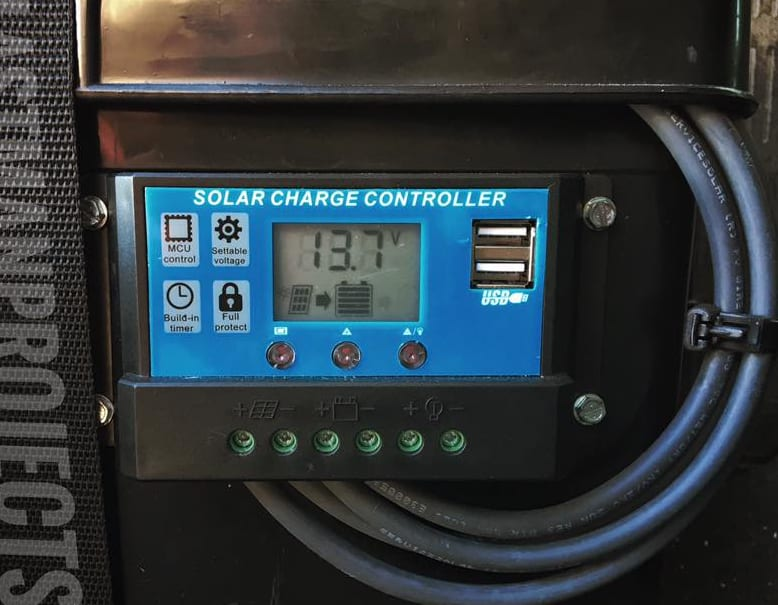 ALLPOWERS Solar Charger Controller