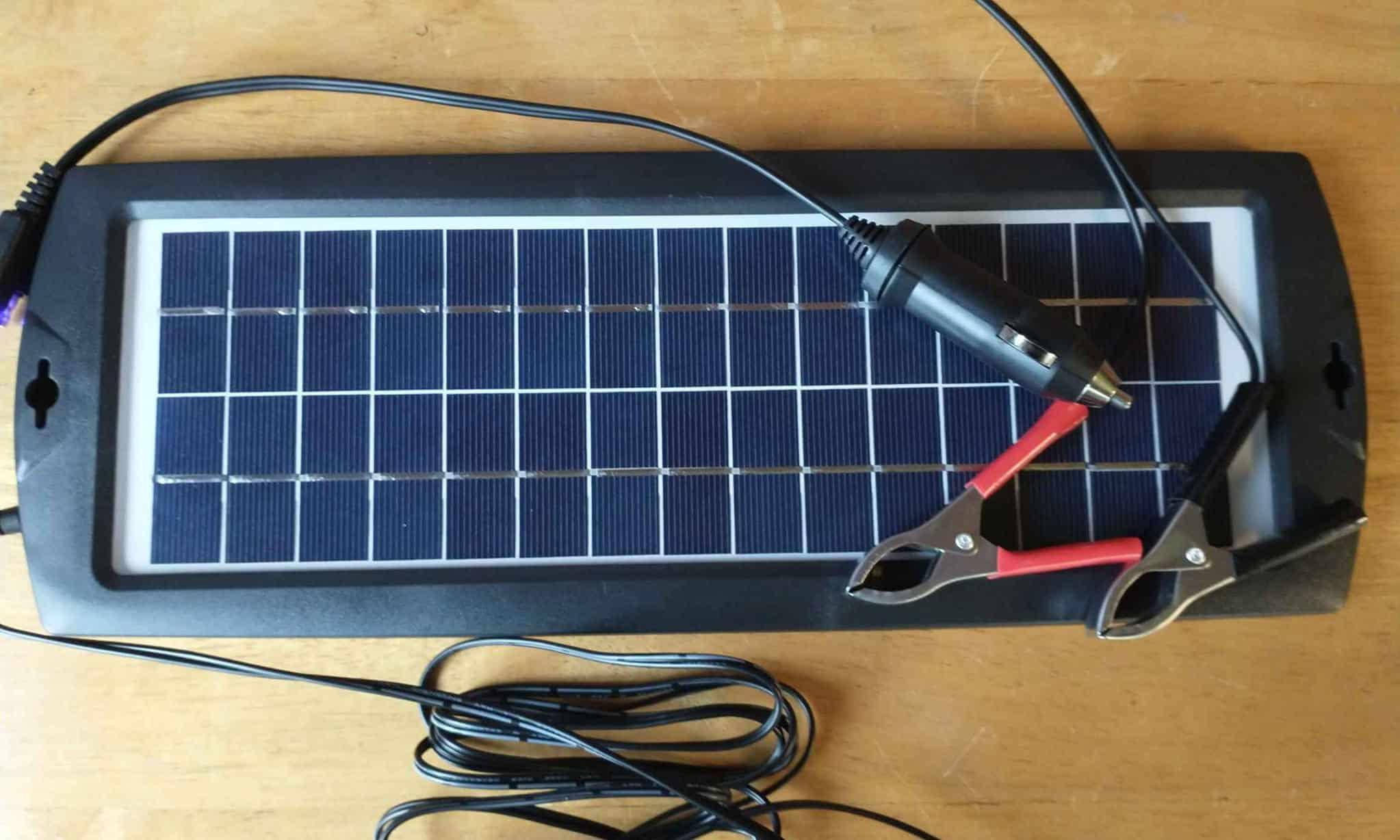 Best Solar Battery Maintainer