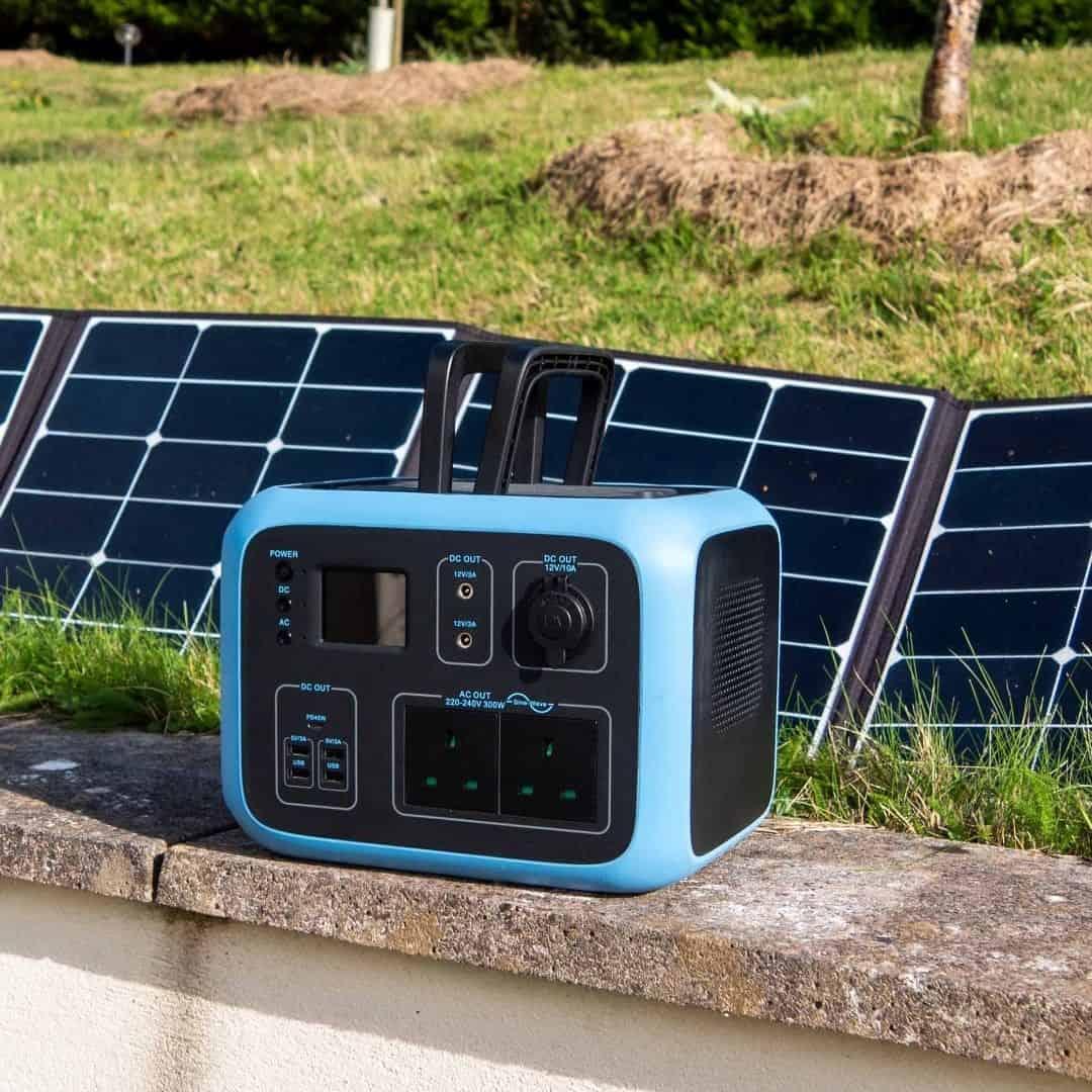 Solar Generator for Camping