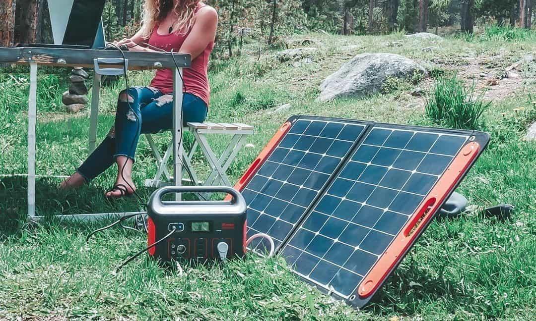 best solar generator for camping