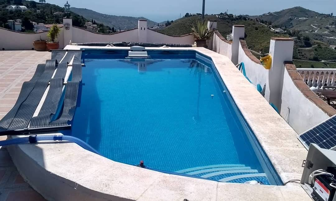 best solar heater for above ground pool
