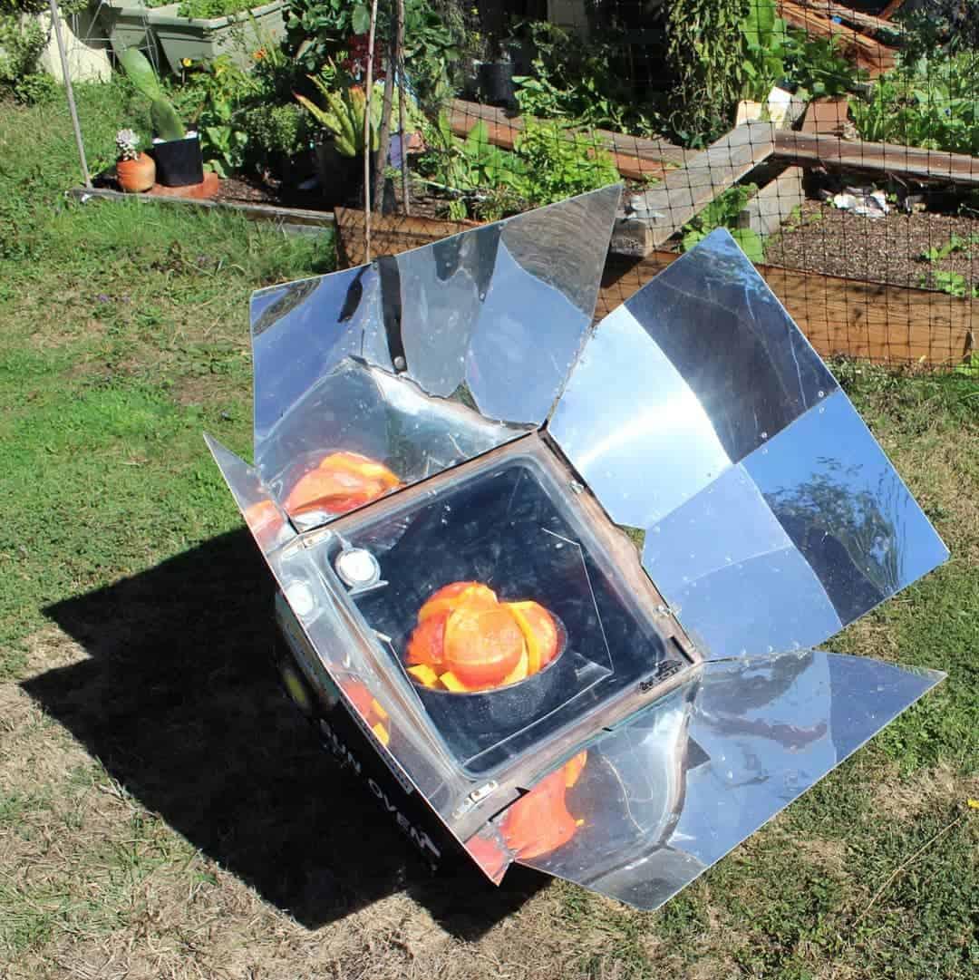 best solar oven design
