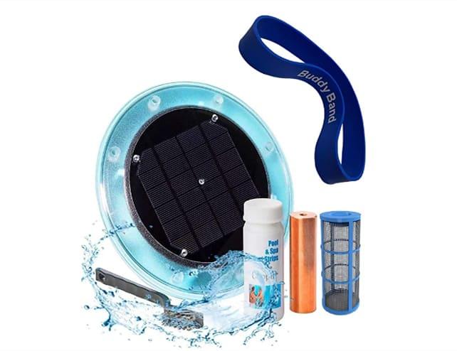 Best Solar Pool Ionizer Floatron Original Solar Pool Ionizer