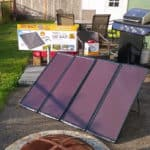 Harbor Freight 100 Watt Solar Panel Review