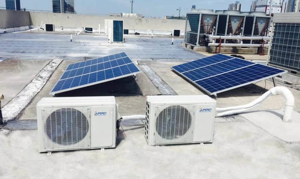 How Many Solar Panels to Run Air Conditioner