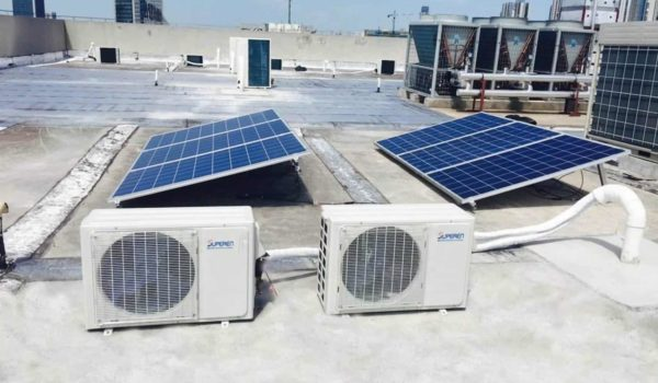 How Many Solar Panels to Run Air Conditioner?