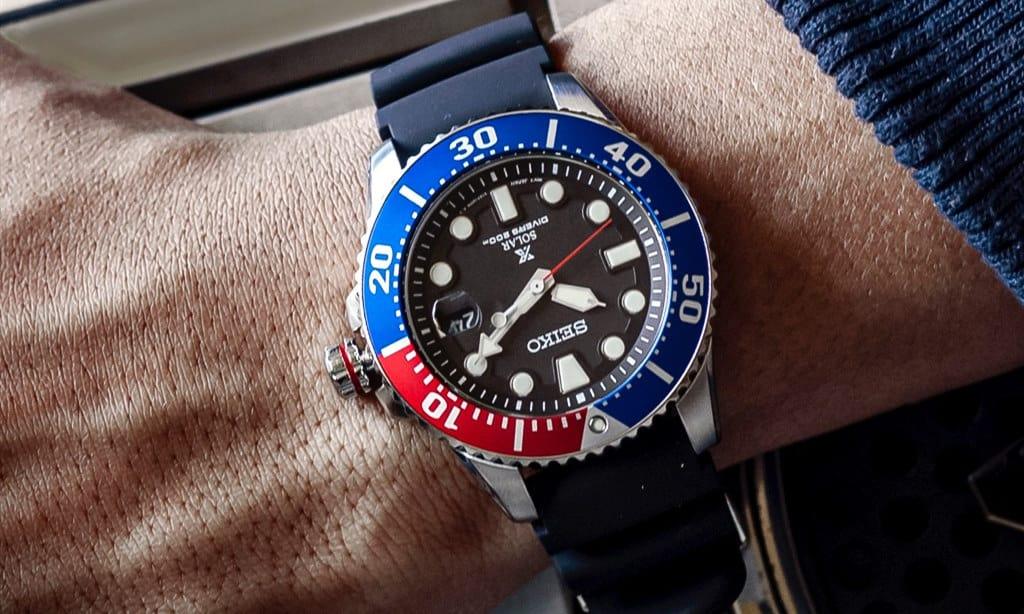 best solar powered watch