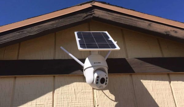 10 Best Solar Powered Security Cameras 2021 – Wifi and 4G