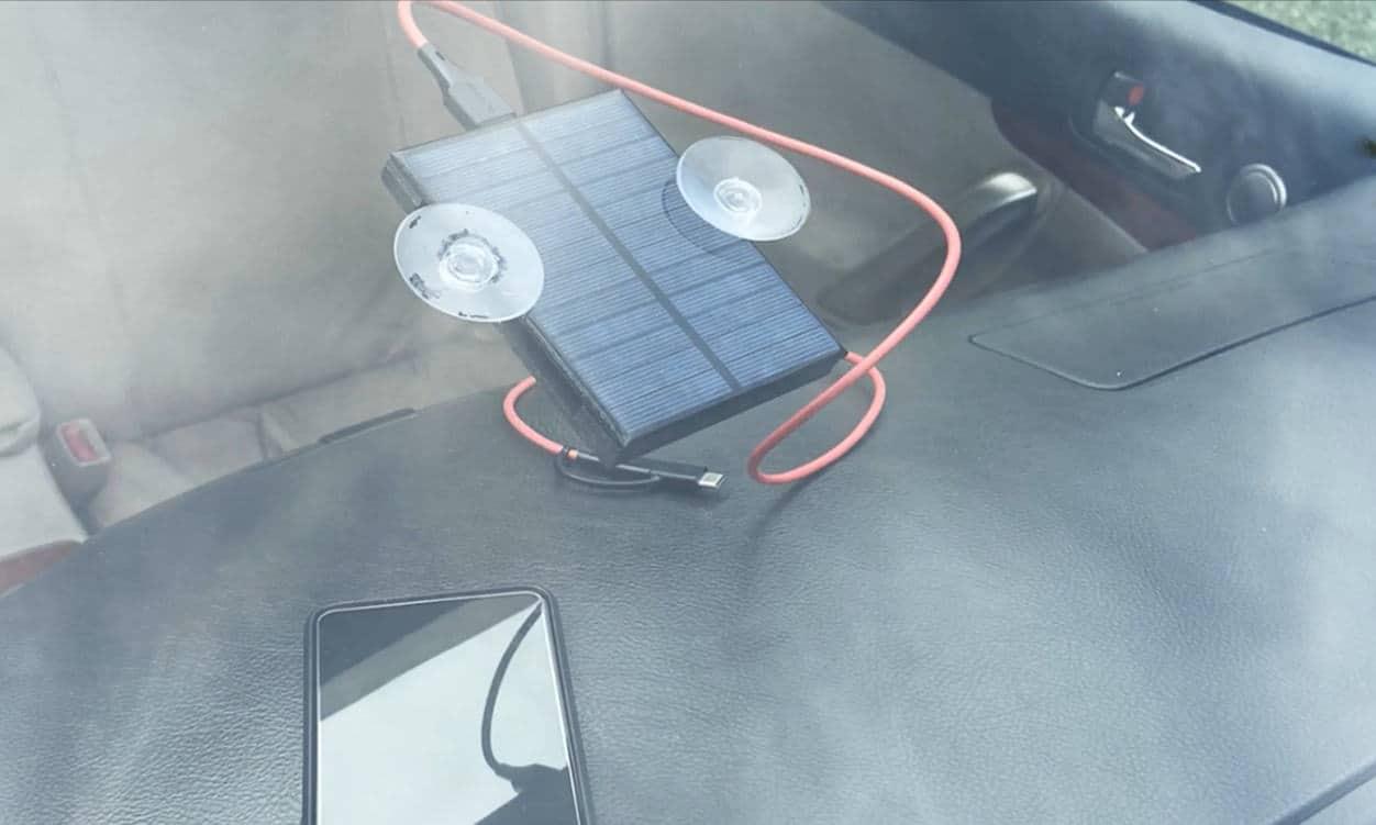 diy usb solar chargers