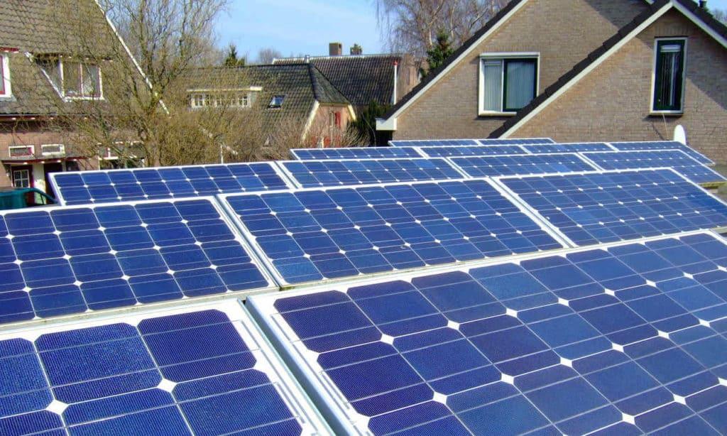 government solar panels free