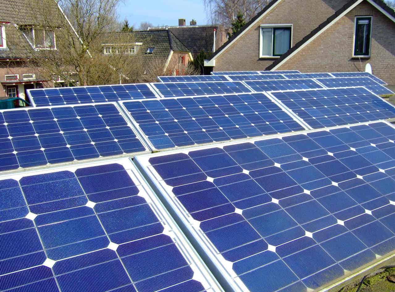 payback on solar panels