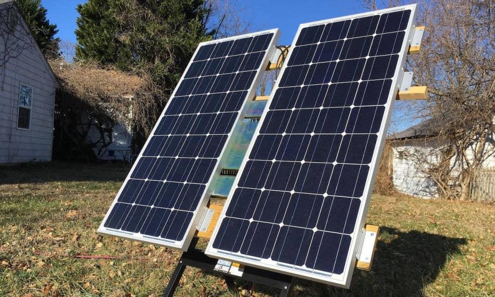 solar panel charger diy