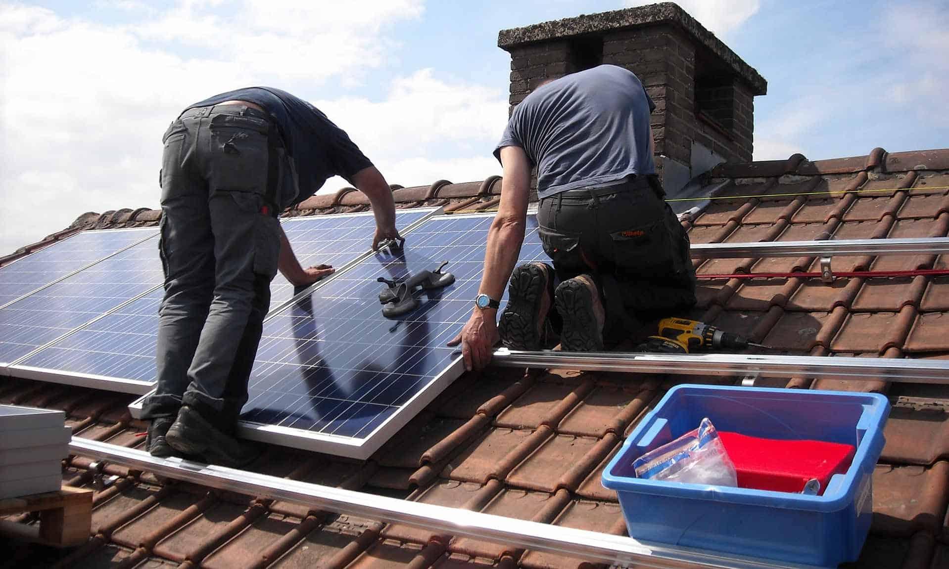 solar panels for free