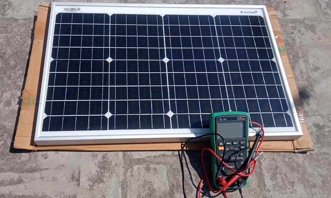 solar test