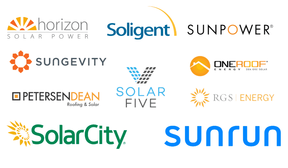 best solar companies in us