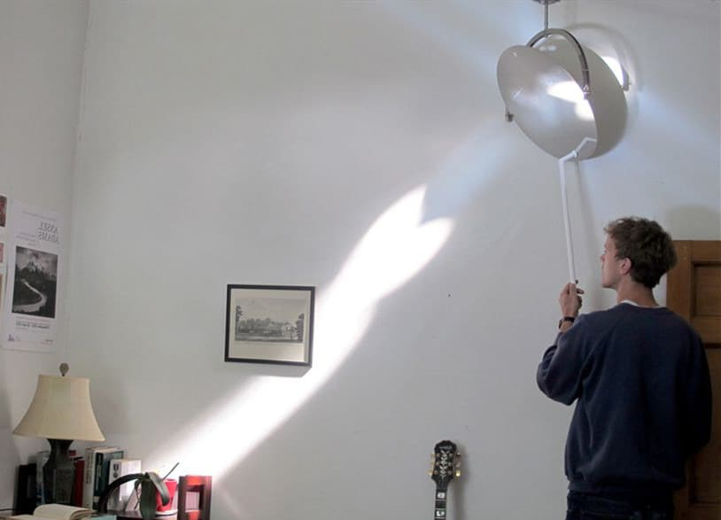 charge solar lights indoors
