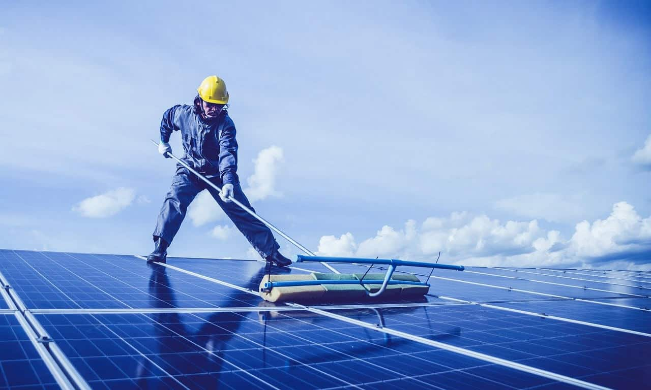 commercial solar panel cost