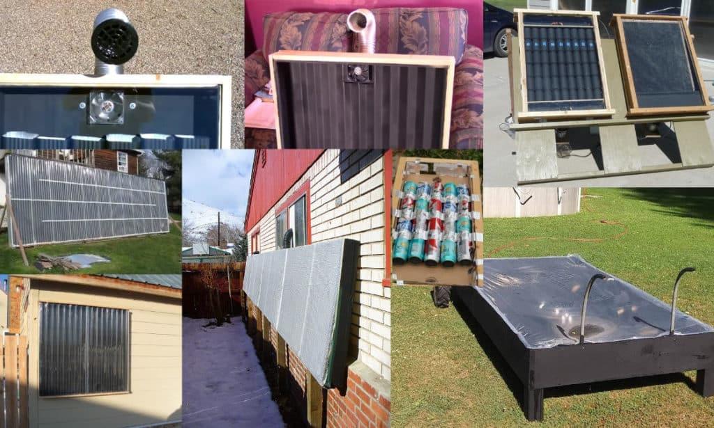 diy passive solar heat