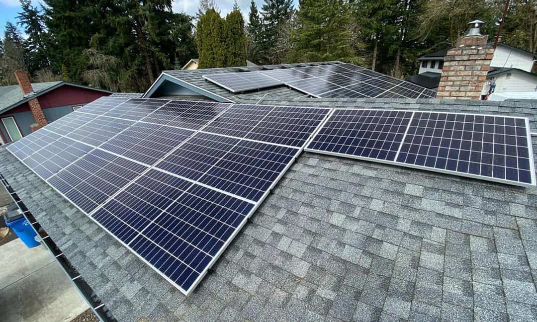 how many solar panels to run a house