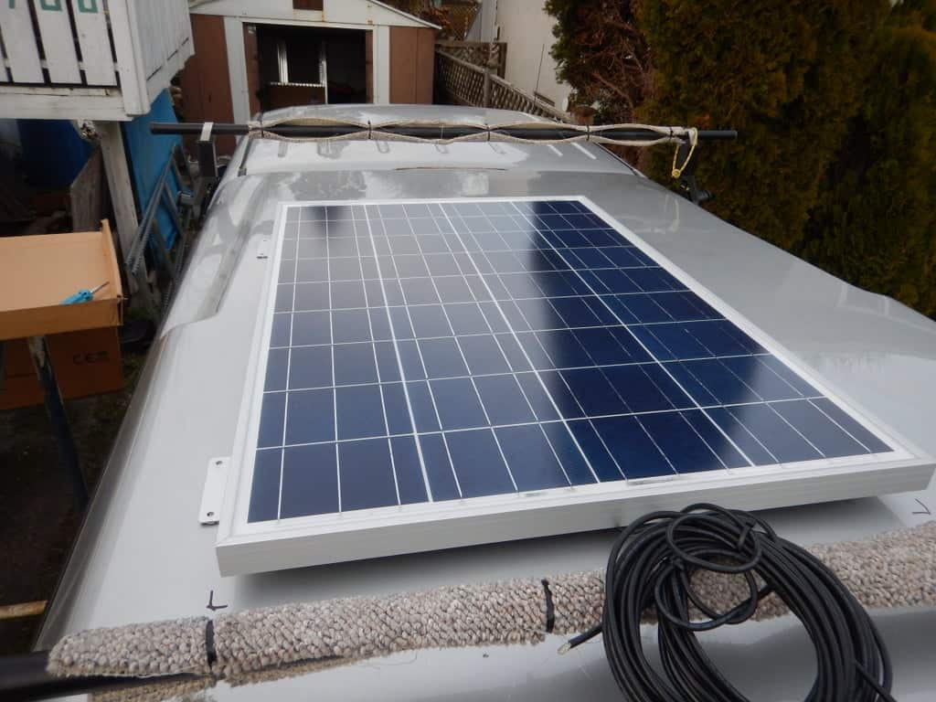 how to make solar panels free