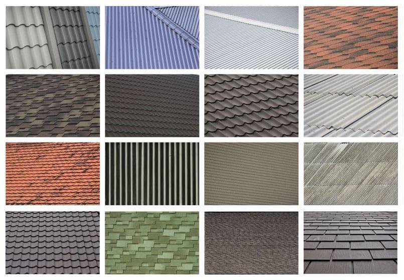 roof type for solar tubes skylight