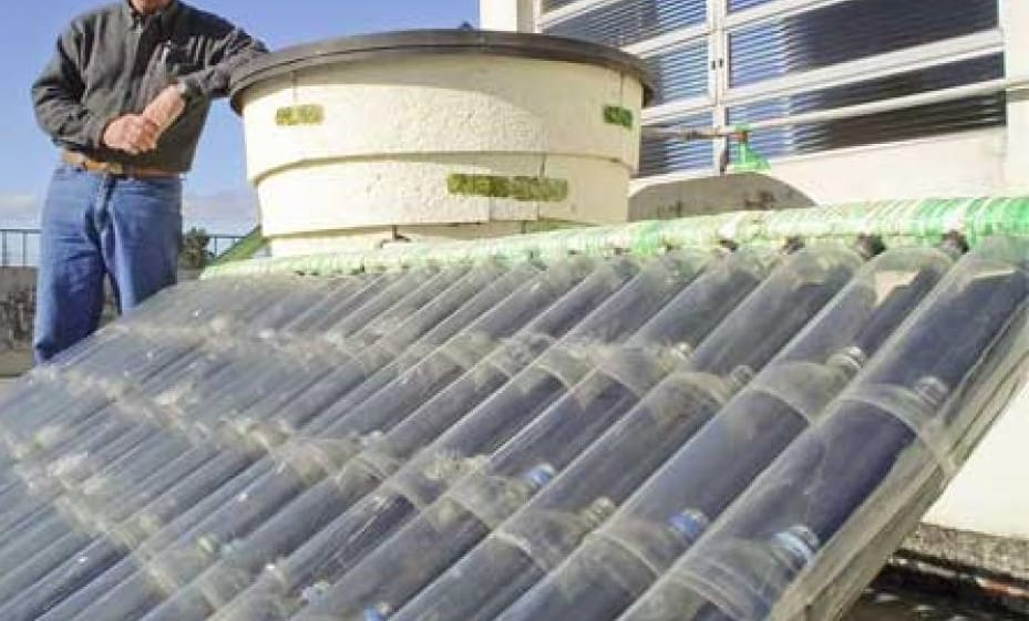 solar heaters diy
