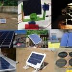 11 Easy DIY Solar Panel Plans