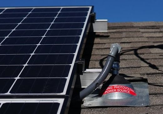 solar panel frames build your own