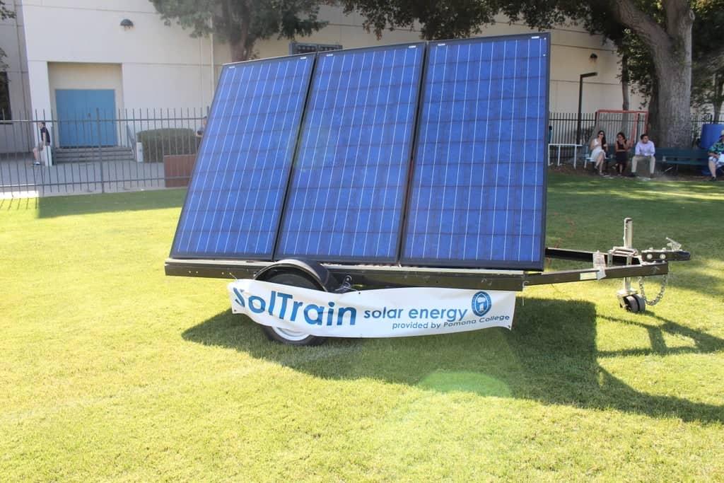 solar panel plan