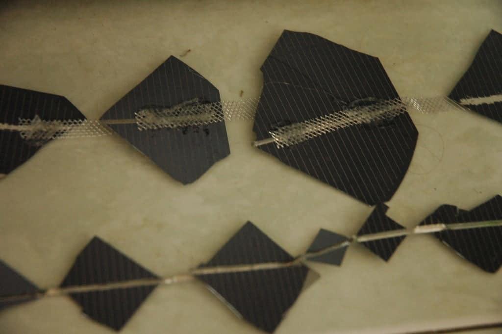 solar panels blueprints