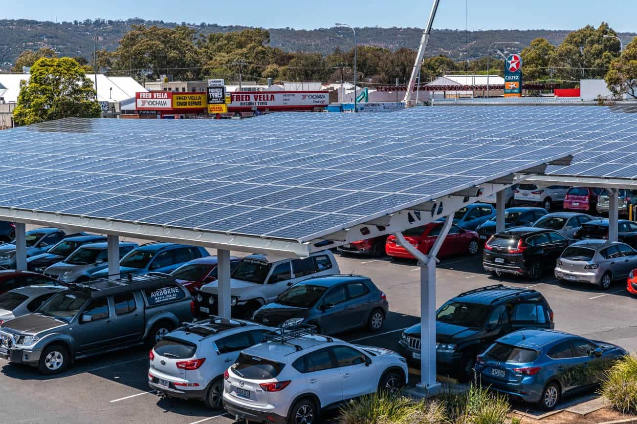solar panels businesses