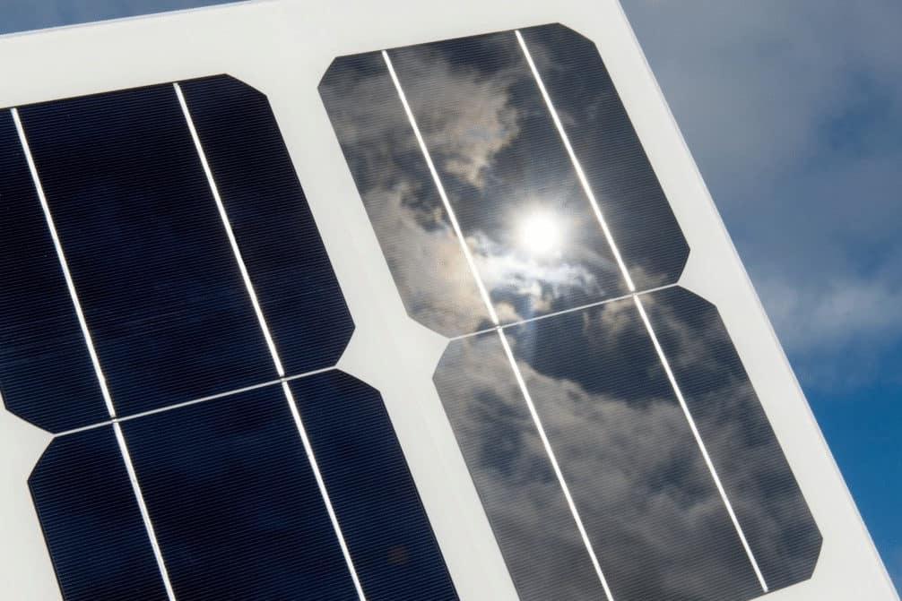 solar panels materials