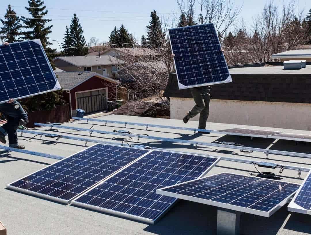 solar power for refrigerator