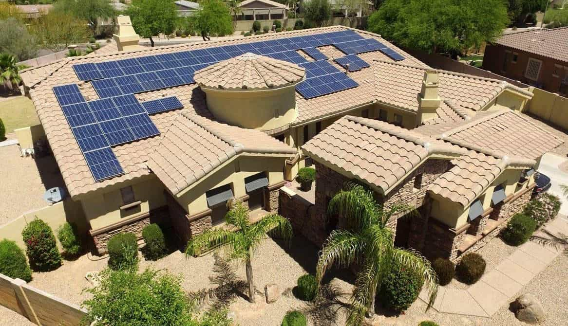 solar power in arizona