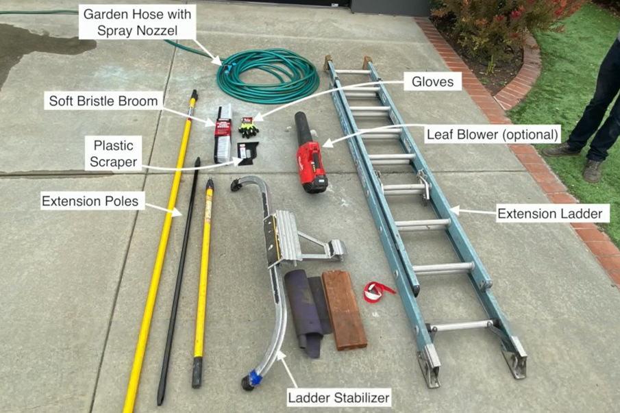 solar power maintenance