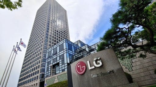 LG Twin Towers in Yeouido-dong