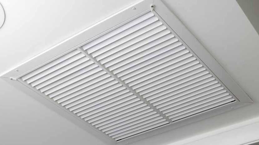 Standard air vents